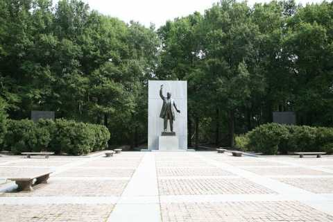 Theodore Roosevelt Island and Memorial