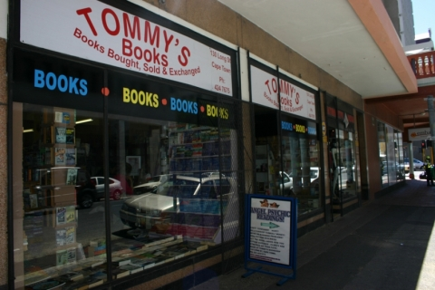 Tommy's Book Exchange