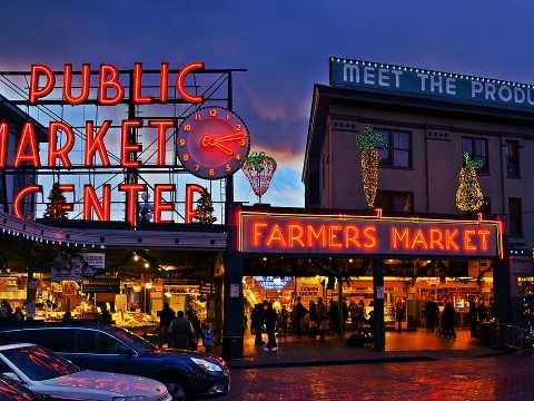 Things to Do Around Pike Place