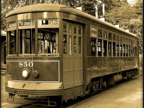 Shoreline Trolley Museum