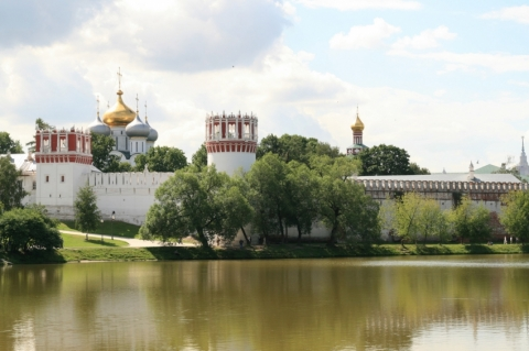 Novodevichy Convent and Cemetery