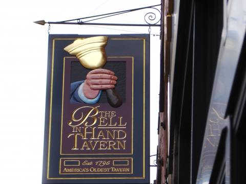The Bell in Hand Tavern