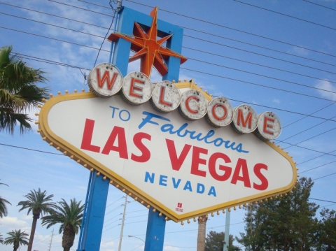 Welcome to Fabulous Las Vegas Sign