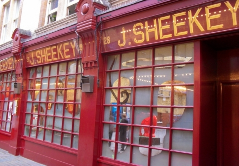 J. Sheekey Restaurant