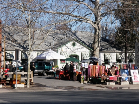 Farm Women's Cooperative Market