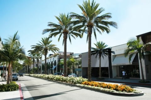 Rodeo Drive of Beverly Hills